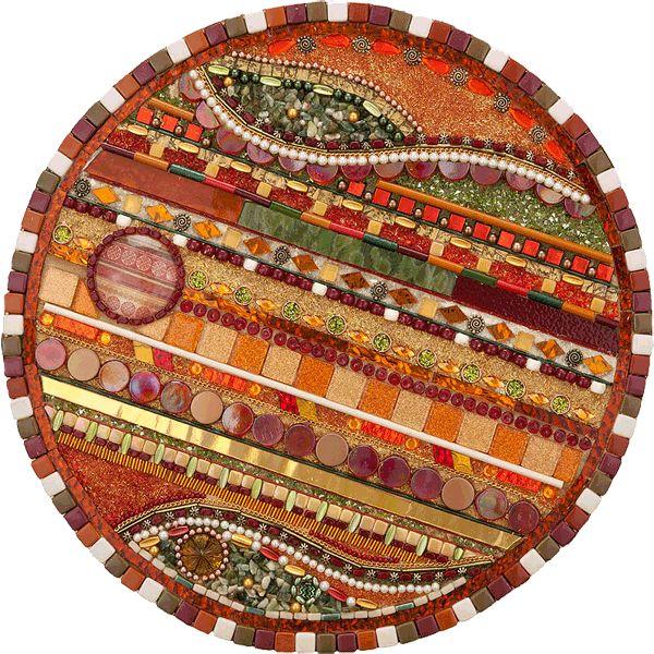 Glimmer Glass Mosaics (Jacqui Ridley and Morrine Maltzman)