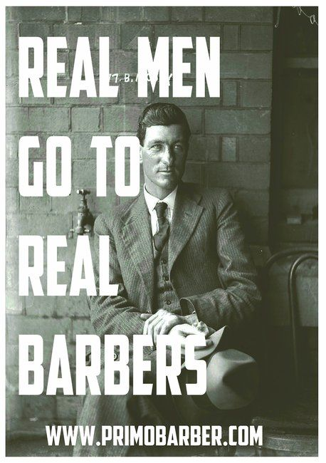 Barber Realty : Real barbers