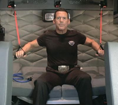 The Trucker Workout That Keeps Drivers Active on the Road