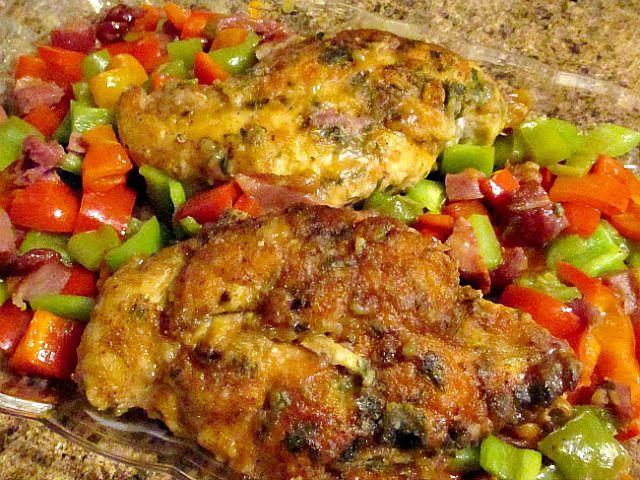 Chicken Basquaise Recipe #kosher #chicken #pastured #health #recipe ...