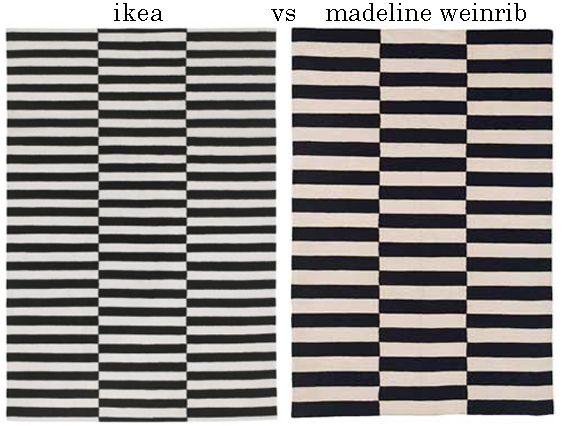 Madeline Weinrub rug for family room