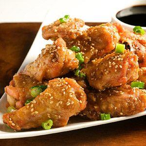 Soul Korean Chicken Wings   Recipe