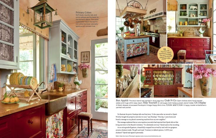 French Country Style Magazine French Country Pinterest