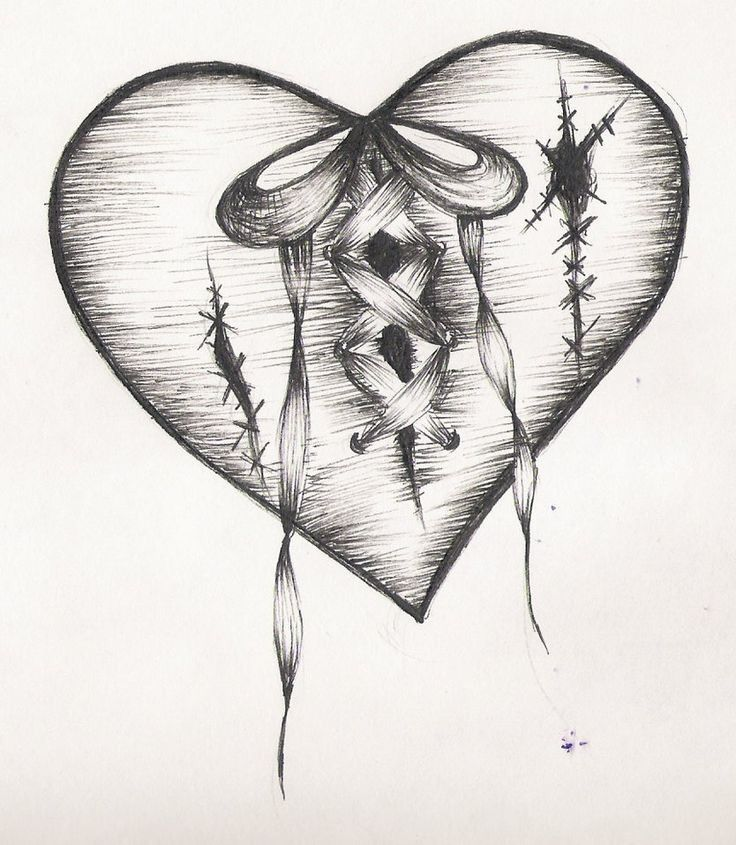 Heart Drawing  Ultimate Heart Design