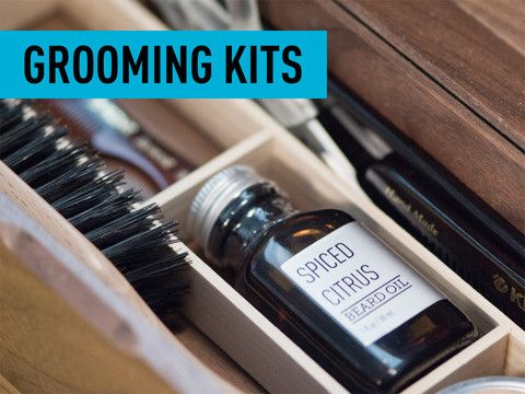 grooming kits from beardbrand man stuff pinterest. Black Bedroom Furniture Sets. Home Design Ideas