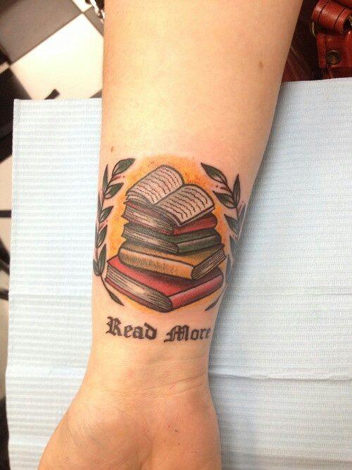 bookworm tattoo tattoos pinterest. Black Bedroom Furniture Sets. Home Design Ideas