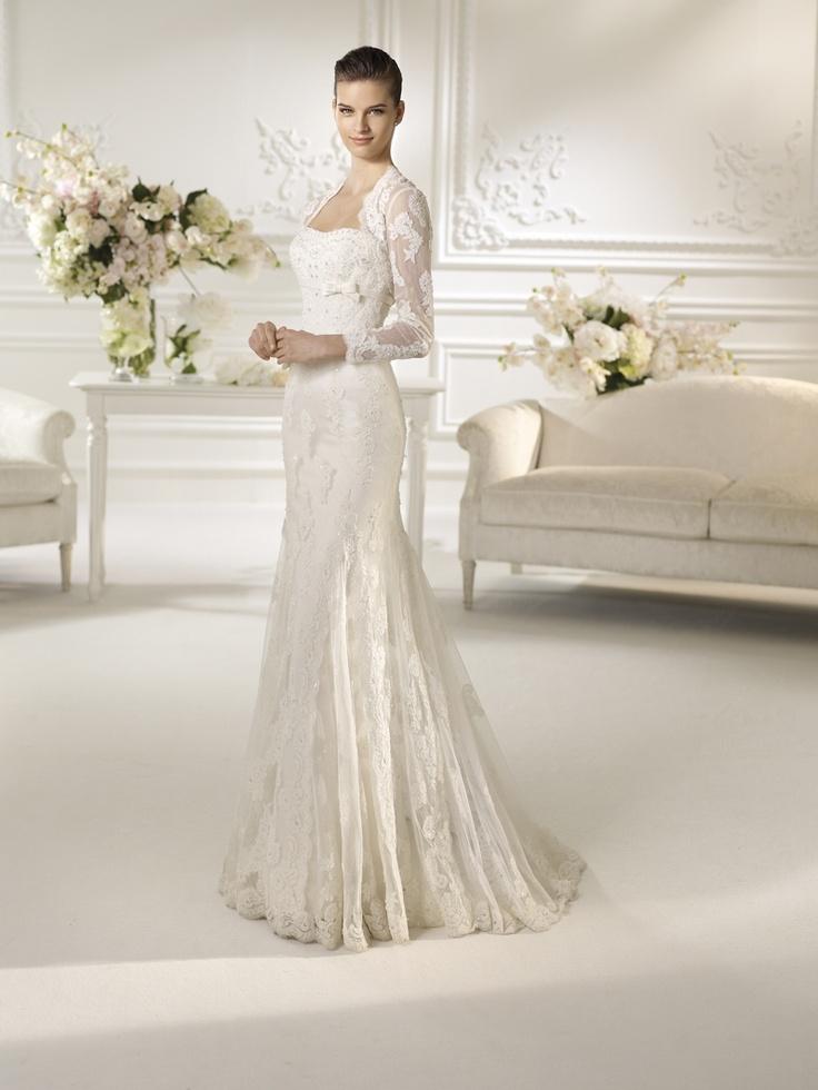Robe de mariée White One 2013 modèle Tango - Boutique Coeur de ...