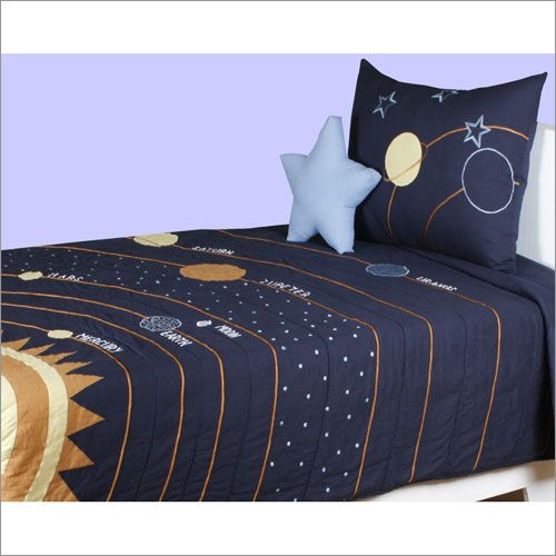 Pin by jennifer hickerson fretz on kid stuff pinterest for Outer space bedding