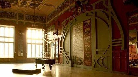 interiors art nouveau jugendstil art nouveau pinterest. Black Bedroom Furniture Sets. Home Design Ideas