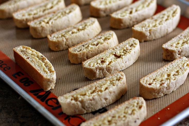 Hazelnut Biscotti | Sweets | Pinterest