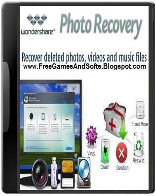 Wondershare photo recovery 3.0.2.1