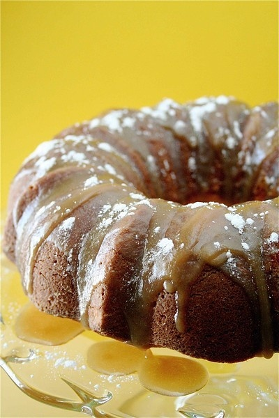 Hot Buttered Rum Cake | SOUTHERN Cuisine: Share Your Best! | Pinterest