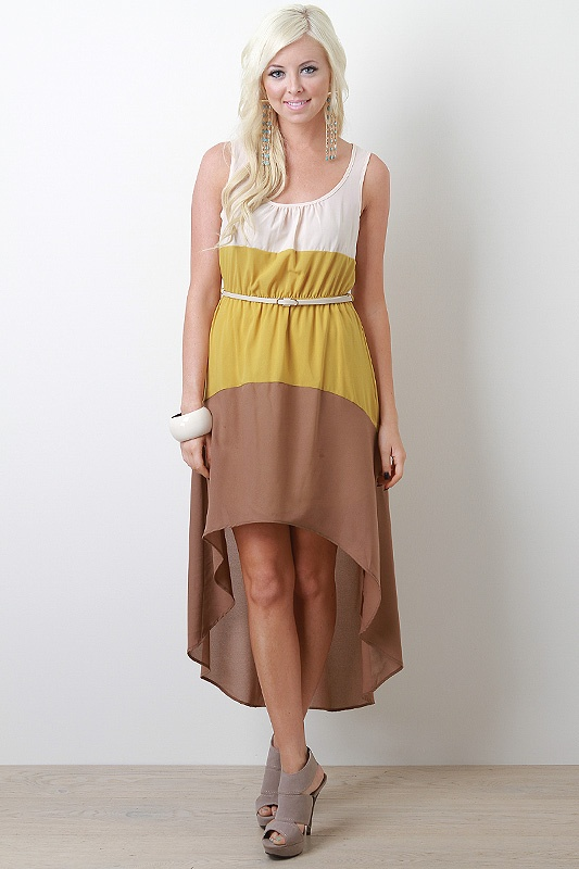 Wave Of Summer Dress