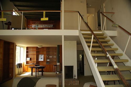brady bunch house actual interior bing images