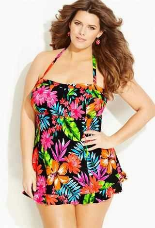 h m plus size attire