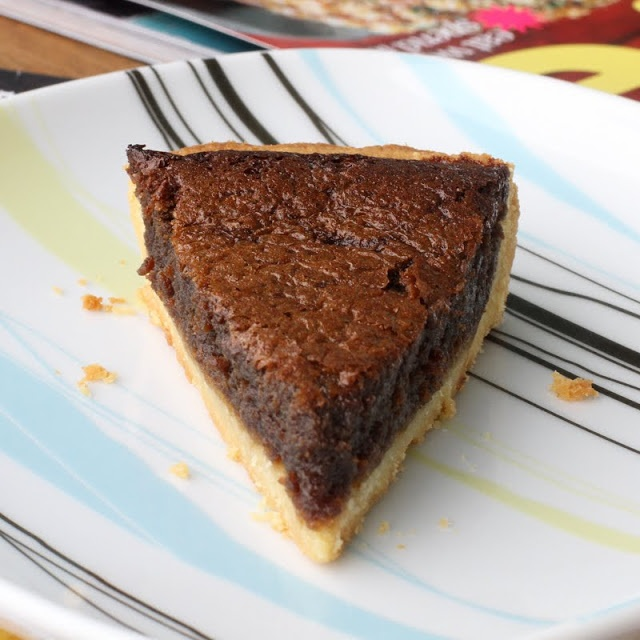 Coffee Fudge Tart | BAKES + CAKES + PUDS | Pinterest