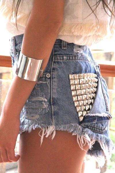 Miss Morrie Vintage Shorts
