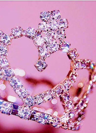 Pink crown iPhone wallpaperQueen Crown Wallpaper