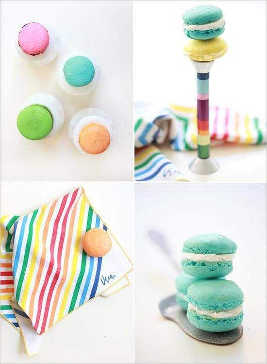 How To Make Macarons | Table Feast | Pinterest