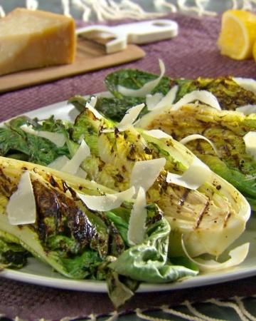 Grilled Simple Caesar Salad   Food: 80   Pinterest
