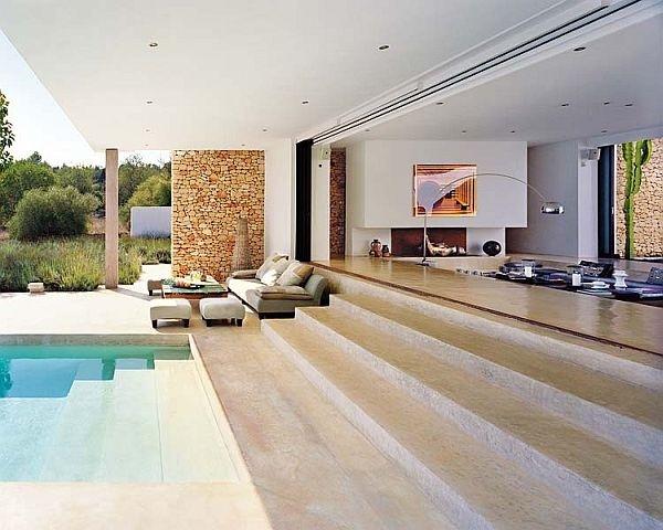 Ibiza residence designed by James Serra