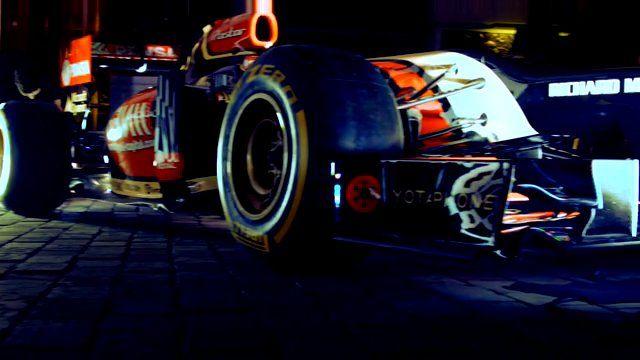 formula 1 driver johnny