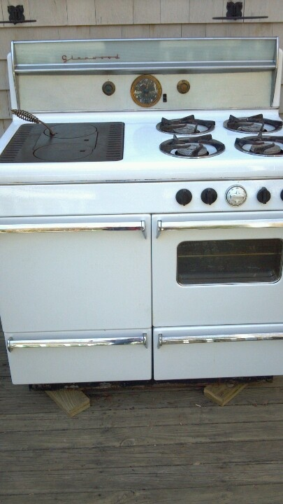 retro gas stove gas stoves pinterest