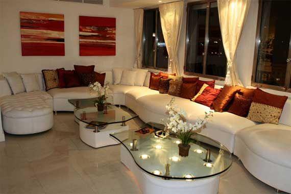 Burnt orange and ivory beauty pinterest - Deco room oranje ...