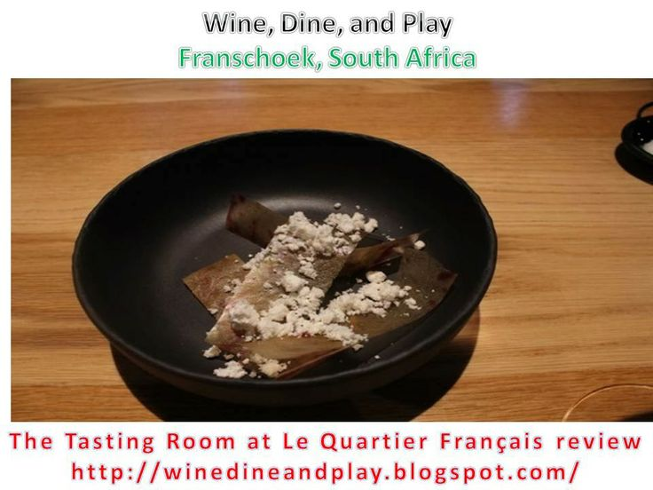 Pin by Wine Dine and Play on The Tasting Room at Le Quartier Français ...