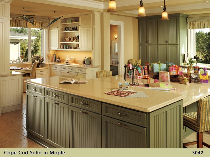 Sage Green Kitchen Cabinets