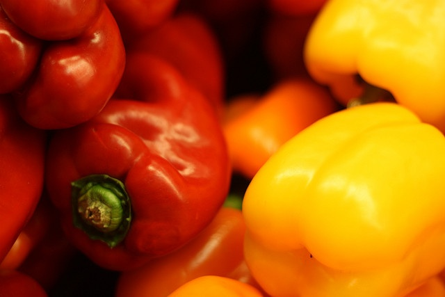 ... Panebello #Pizza #Red #Yellow #Peppers #Taste #Flavour #Ingredient