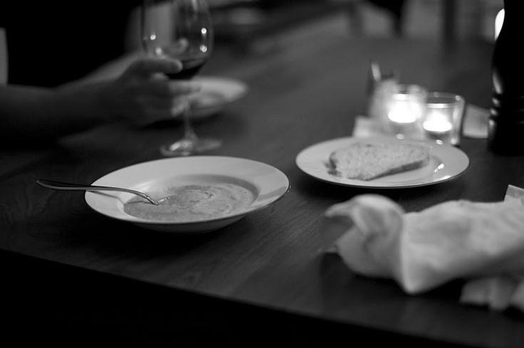 Parsnip Soup with Leeks and Parsley | Herbivore | Pinterest