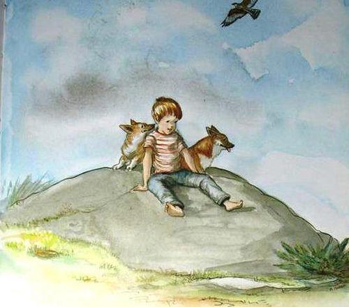 cute children's illustrations
