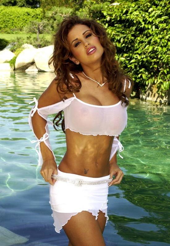 Michelle borth nude scenes
