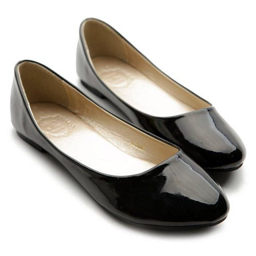 Ollio Womens Shoes Ballet Flats Loafers