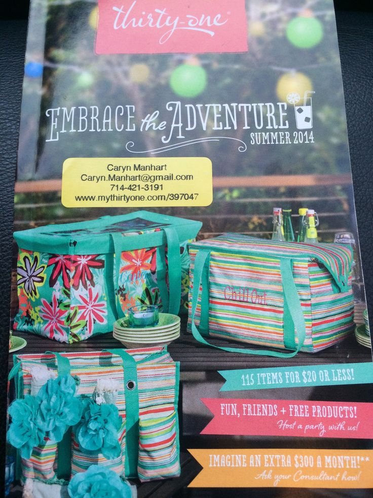 Thirty-One Gifts Spring/Summer Catalog Shop all the new prints and products that Thirty-One has to offer this spring/summer! Kristin Moses Thirty-One Consultant cripatsur.ga