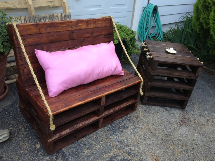 Pinterest Pallet Furniture
