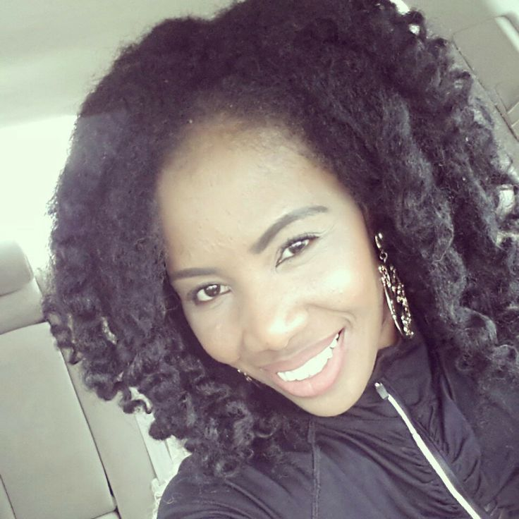 Crochet Braids Rod Set : Crochet braids using marley hair. Rod set and dipped in boiling hot ...