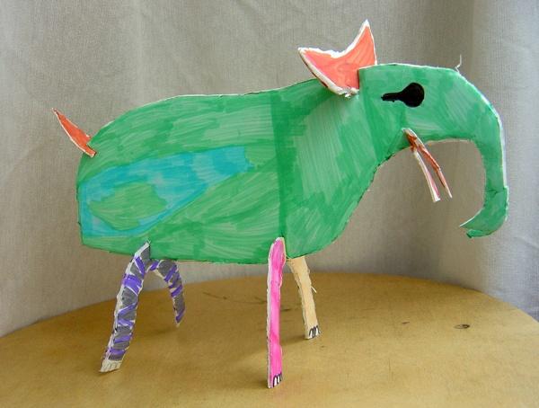 taller de arte para niños
