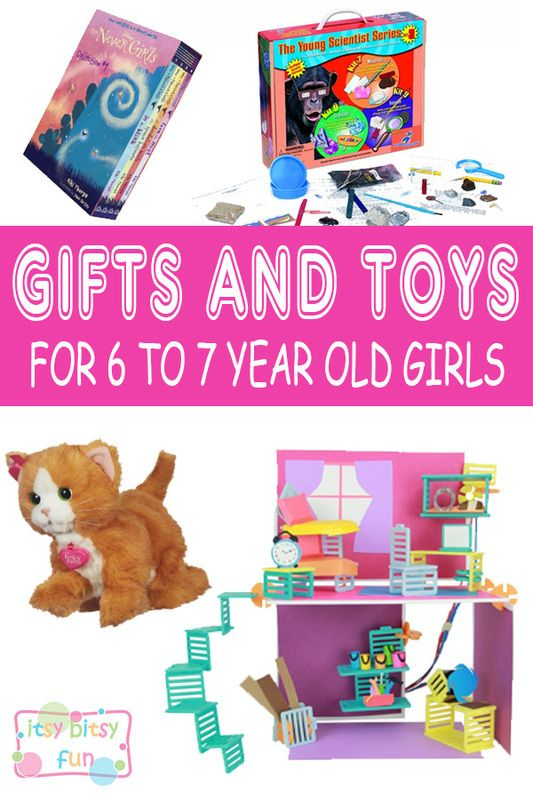 Toys For 7 Year Old Boys 2014 : Best gifts for year old girls in