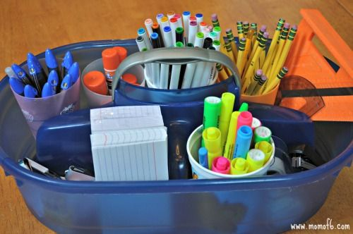How to Control After School Paper Clutter | organizedCHAOSonline