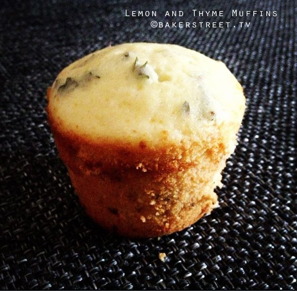 thyme muffins recipes dishmaps blackberry lemon and thyme muffins ...