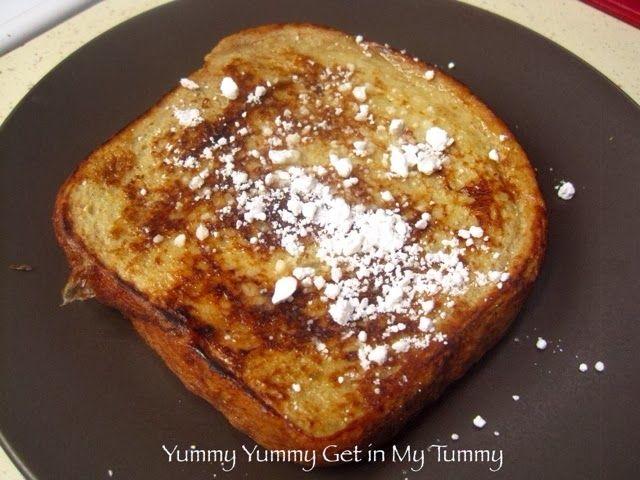 Cinnamon Swirl French Toast | Yummy Yummy Get in My Tummy | Pinterest