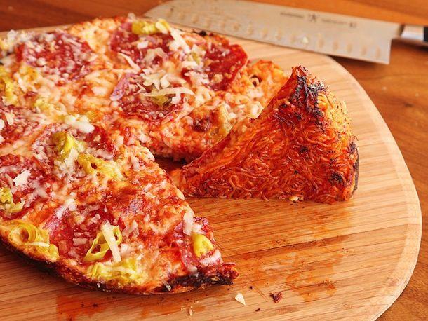 food recipe ramen good Crust Ramen : Serious Eats Recipes Pizza