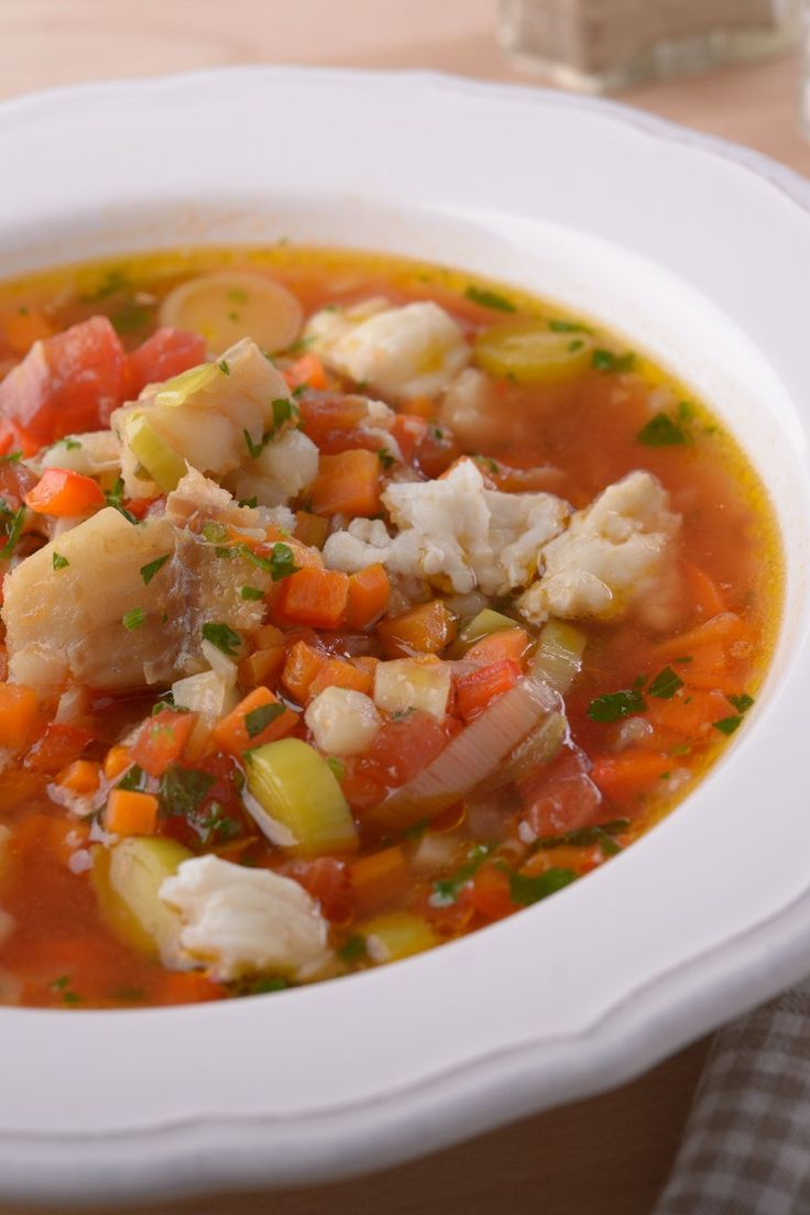 Brazilian fish stew recipe fish recipes pinterest for Fish stew recipes