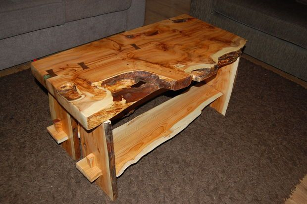 Building a yew coffee table | Woodworking/DIY - Tables | Pinterest