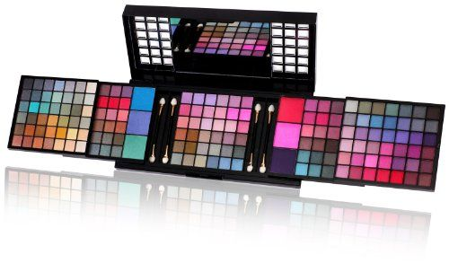 Shany Professional Eyeshadow Pallette, Runway Collection, 162 Colors $23.99