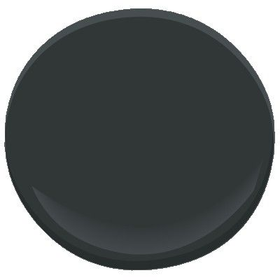 benjamin moore black knight my new home pinterest. Black Bedroom Furniture Sets. Home Design Ideas