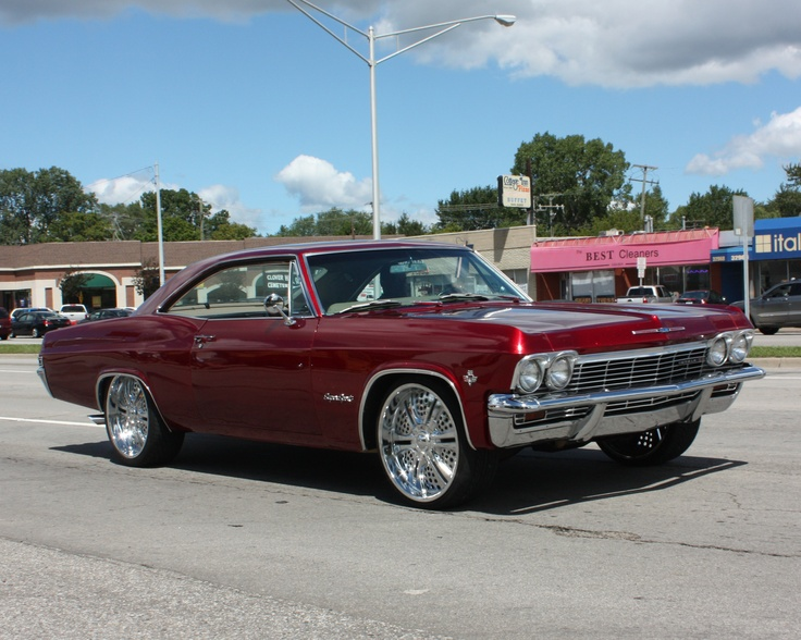 65 Impala Supersport Autos Post