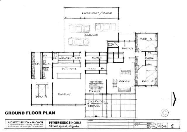 Floor plan of a container building Floorplans Pinterest